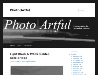 photo-artful.com screenshot