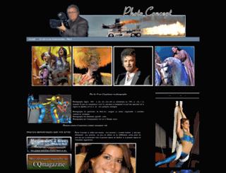 photo-concept.ca screenshot