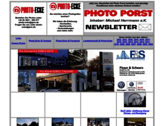 photo-ecke.de screenshot