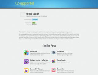 photo-editor-19.apportal.co screenshot