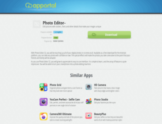 photo-editor-32.apportal.co screenshot