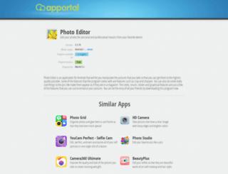 photo-editor.apportal.co screenshot