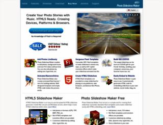 photo-flash-maker.com screenshot