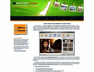 photo-framing-software.com screenshot
