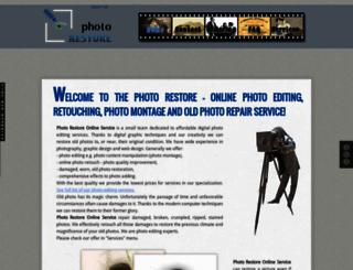 photo-restore.net screenshot