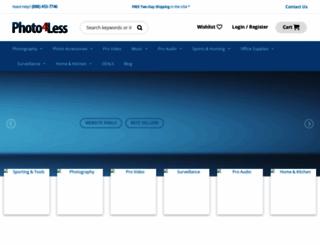 photo4less.com screenshot