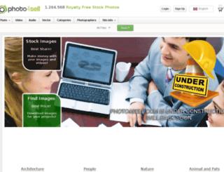 photo4sell.com screenshot