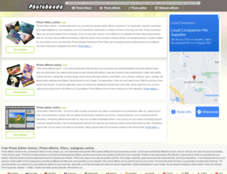 photobanda.com screenshot