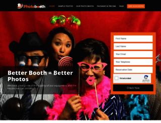 photoboothtn.com screenshot