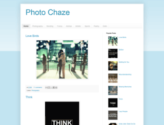 photochaze.blogspot.com screenshot