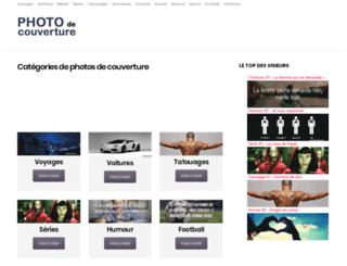 photodecouverture.fr screenshot