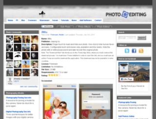 photoediting.dphotojournal.com screenshot
