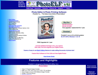 photoelf.com screenshot