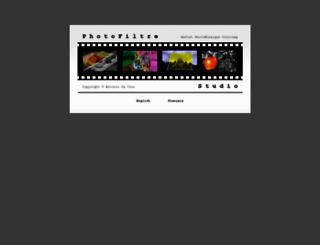 photofiltre-studio.com screenshot
