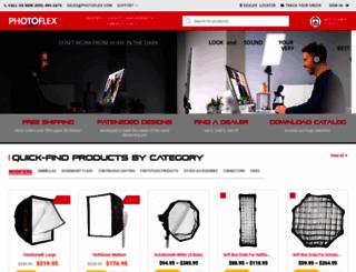 photoflex.com screenshot