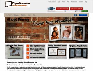 photoframes.net screenshot