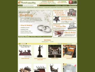 photoframesplus.com screenshot