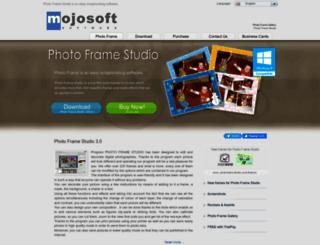 photoframestudio.com screenshot