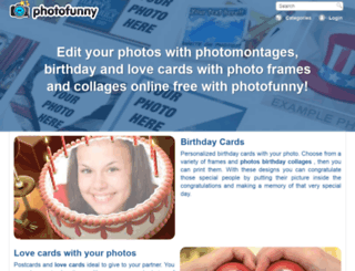 photofunny.net screenshot