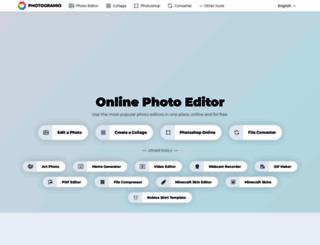 photogramio.com screenshot
