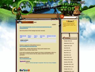 photographshow.blogspot.com screenshot