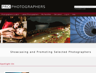 photographyphotographers.com screenshot
