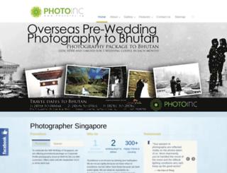 photoinc.sg screenshot