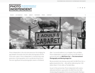 photoindependent.com screenshot