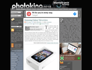 photokina-show.com screenshot