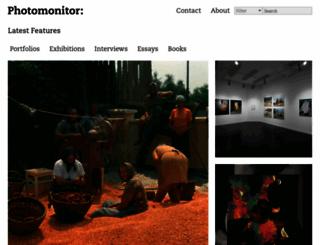 photomonitor.co.uk screenshot