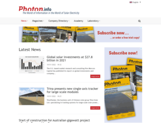 photon.info screenshot
