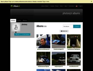 photony.jalbum.net screenshot