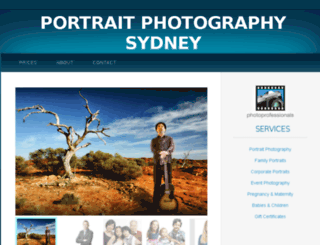 photoprofessionals.com.au screenshot