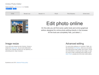 photores.com screenshot