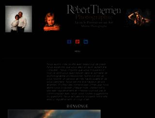 photoroberttherrien.com screenshot