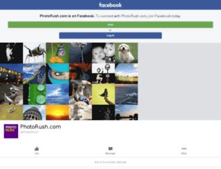 photorush.com screenshot
