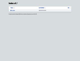 photos.elvispresley.com.au screenshot