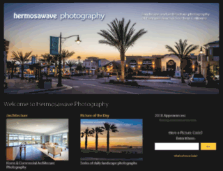 photos.hermosawave.net screenshot
