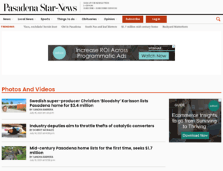 photos.pasadenastarnews.com screenshot