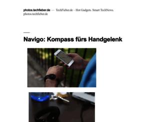 photos.techfieber.de screenshot
