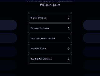 photoschop.com screenshot