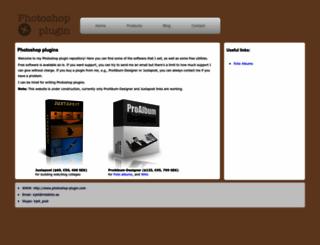 photoshop-plugin.com screenshot