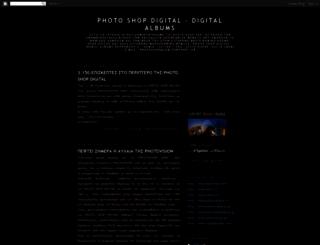 photoshopdigital.blogspot.com screenshot
