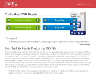 photoshoppsdrepair.com screenshot