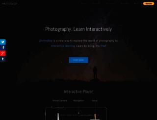 photoskop.com screenshot