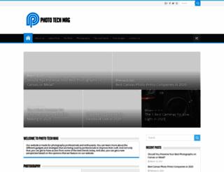 phototechmag.com screenshot