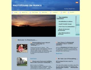phototours.me.uk screenshot