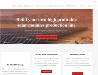 photovoltaikanlage.org screenshot