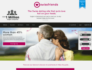 photozap.swissfriends.ch screenshot