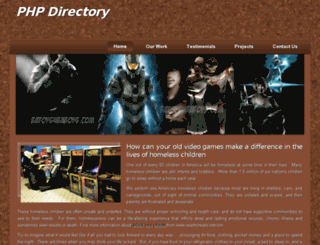 php-directory.info screenshot